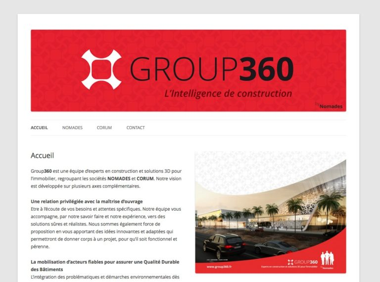 Group360 by Nomades