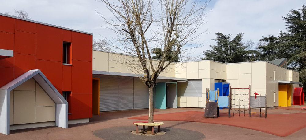 Ecole Maternelle Pierre Montet